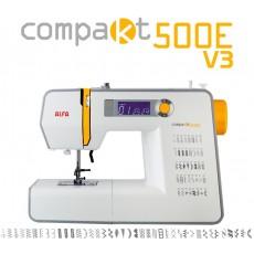 Máquina de coser Alfa Compakt 500 E-V3