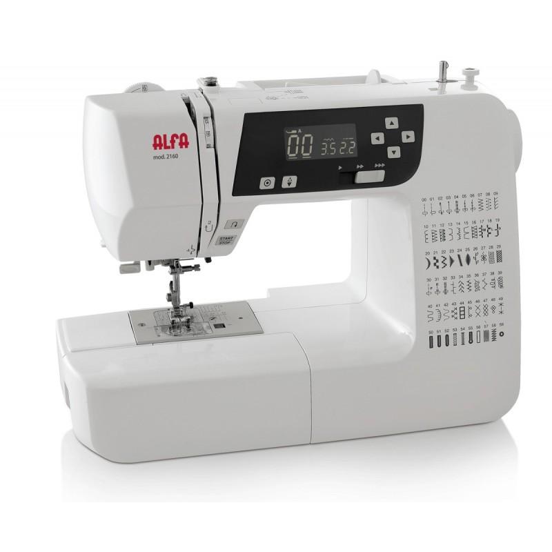 Alfa 2160 Máquina de coser electrónica
