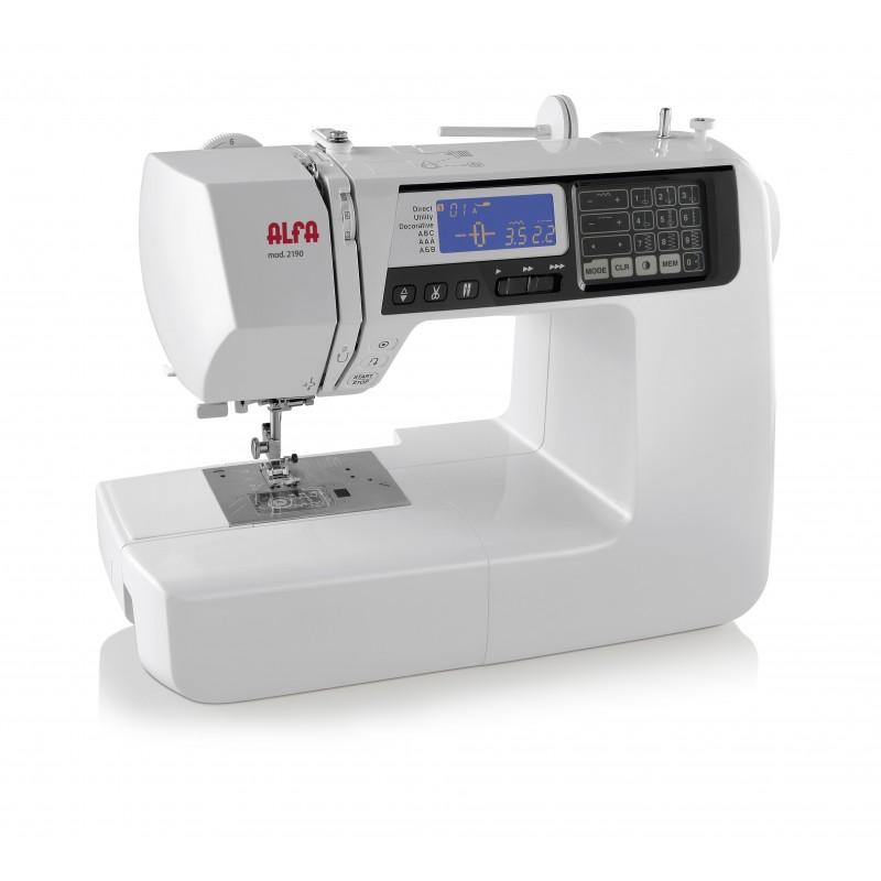 Alfa 2190 Máquina de coser electrónica