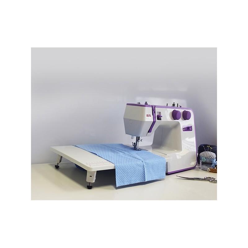 Mesa extensible para m quinas de coser alfa style y practik - Mesa para maquina de coser ikea ...