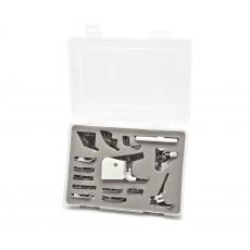 Pack de 15 prensatelas esenciales con caja