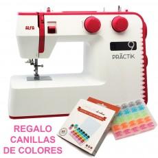 Máquina de coser Alfa PRACTIK 9